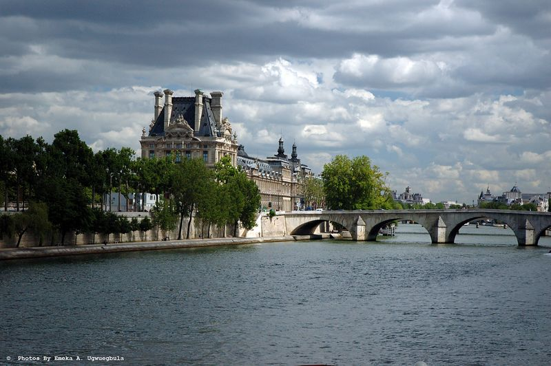 Another view from Seine River