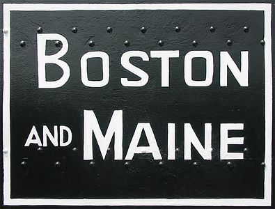 Boston and Maine
