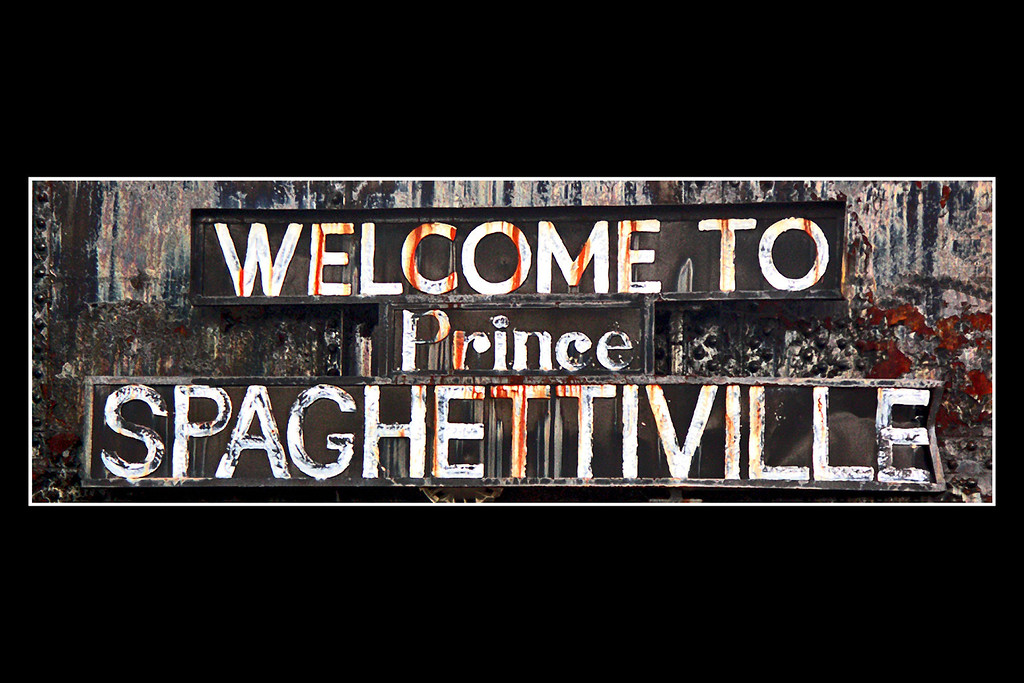 Welcome to Spaghettiville