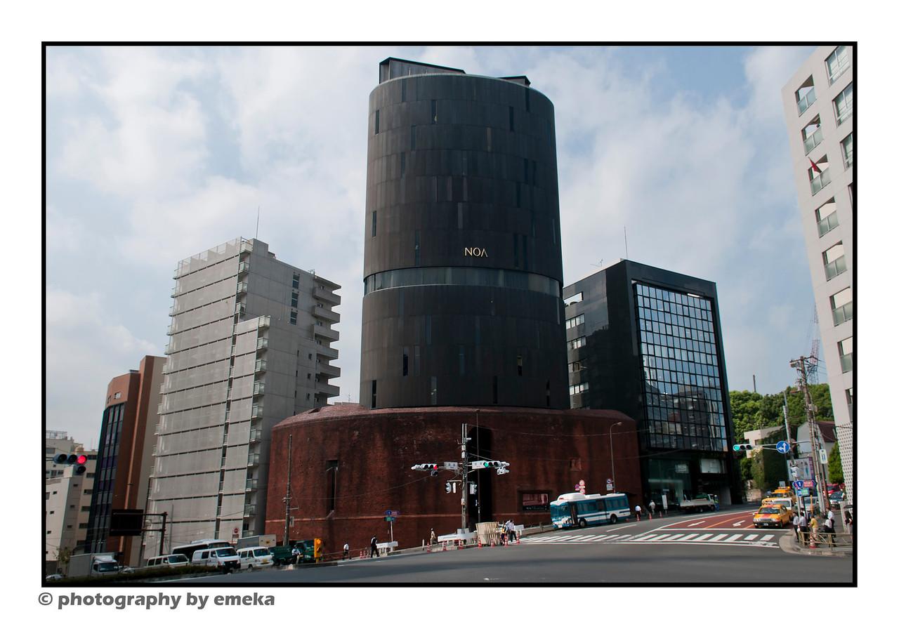 NOA Building, Tokyo