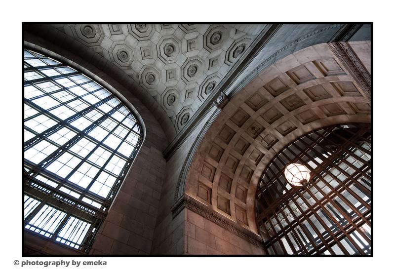 details, details, details....Union Station