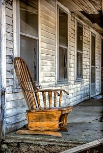 Porch Rocker