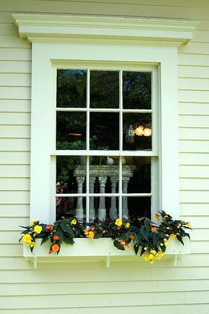 Window at Hildene