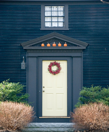 Seasonal Entrance, Concord, MA