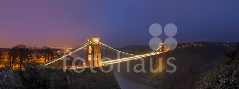 The Clifton Suspension Bridge, spanning the beautiful Avon Gorge, is the symbol of the city of Bristol. For almost 150 years this Grade I listed structure has attracted visitors from all over the world. Its story began in 1754 with the dream of a Bristol wine merchant who left a legacy to build a bridge over the Gorge.  The first competition in 1829 was judged by Thomas Telford, the leading civil engineer of the day. Telford rejected all the designs and submitted his own but the decision to declare him the winner was unpopular and a second competition was held in 1830. 24 year old Isambard Kingdom Brunel was eventually declared the winner and appointed project engineer – his first major commission.