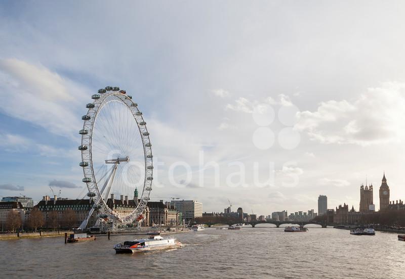 London Eye, Lambeth
