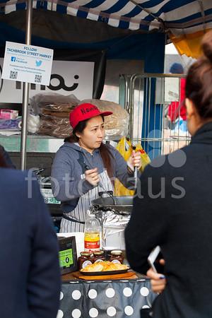 Tachbrook Street Market, Pimlico