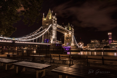 A Seat at Tower Bridge
