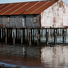 Old Wharf, Semiamoo, Blaine, Washington 2016