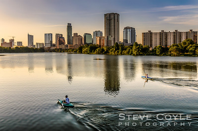 Paddle Austin