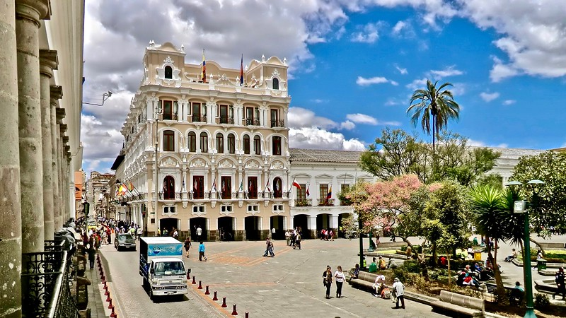 Qiuto - Plaza de Impendencia