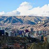La Paz is the highest capital city in the world (3600m)