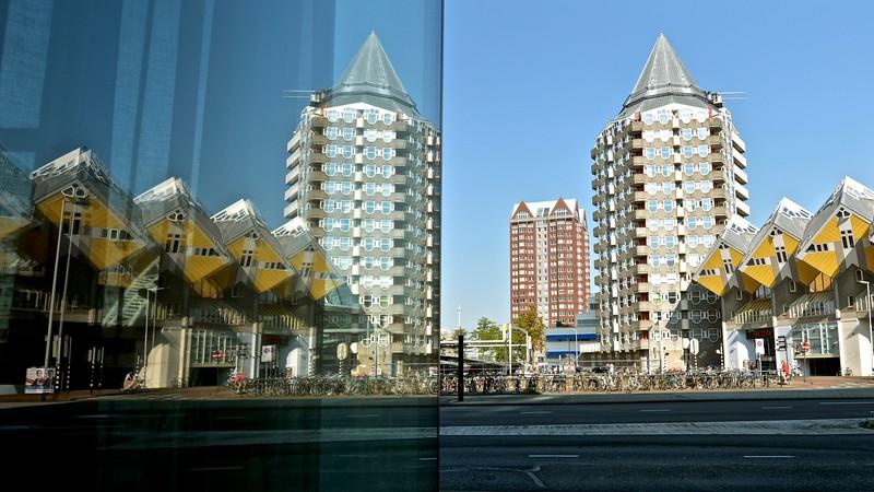 Cube House (Kubus woningen) - Blaak - Rotterdam