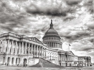 Capitol - Black and White