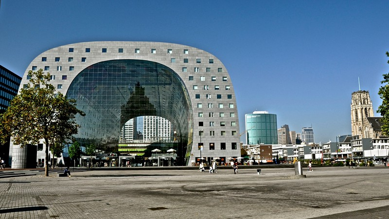 De Markt - Rotterdam