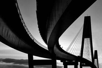 Skytrain Bridge  detlef klahm
