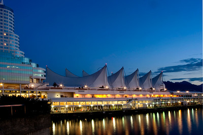 Canada Place with Convention centre
