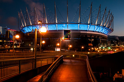 BC Place 2013