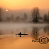 Fort Langley rower