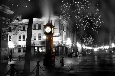 Steam clock on Water Street, Gastown
