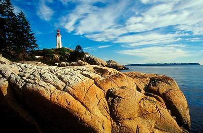 Lighthouse at Lighthouse Park