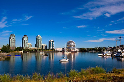 Science World at Expo site,B.C.