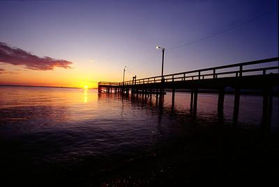 Crescent Beach Pier