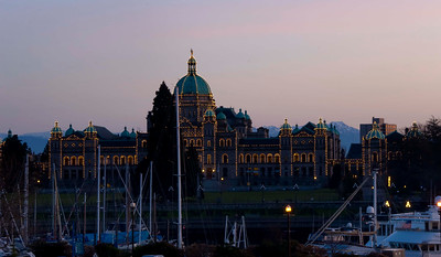 Home of B.C. Goverment