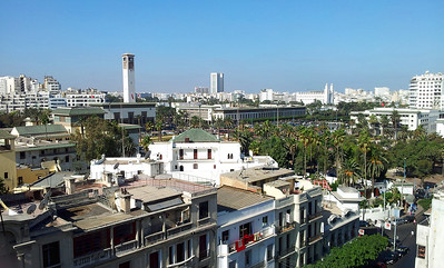 Downtown Casablanca
