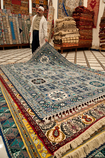 Carpet Seller