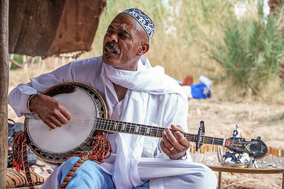 Berber Banjo