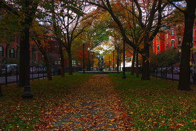 Worcester Square, Boston, MA