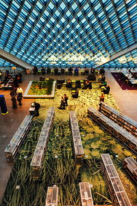 Urban Gardening at the Seattle Library