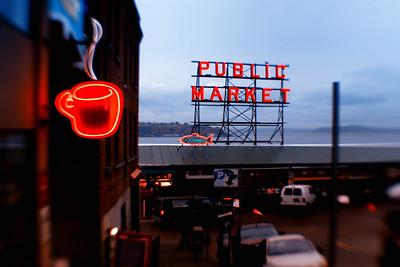 Public Market - Seattle, WA