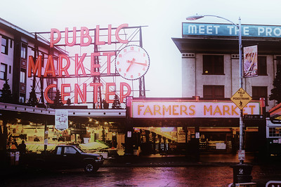 Pike's Place Market - Seattle, WA