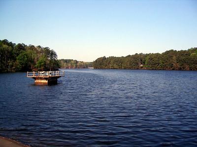 Lake Johnson