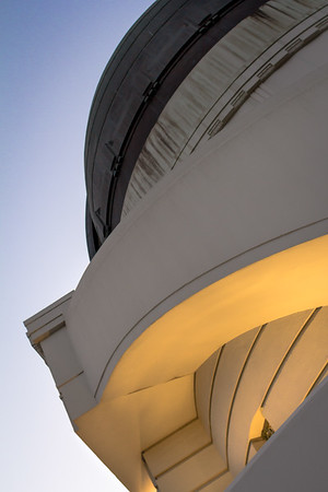 Griffith Park Observatory Telescope