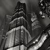 Shanghai Century Avenue - Jin Mao Tower, World Financial Center, Shanghai Tower