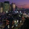 Tokyo - Ginza sunset