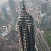 Shanghai - Jin Mao Tower von Oben