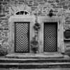 Türen an der Schaumburg
