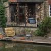 Oxford - ruhiger Platz an der Themse