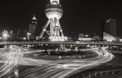 Shanghai Traffic