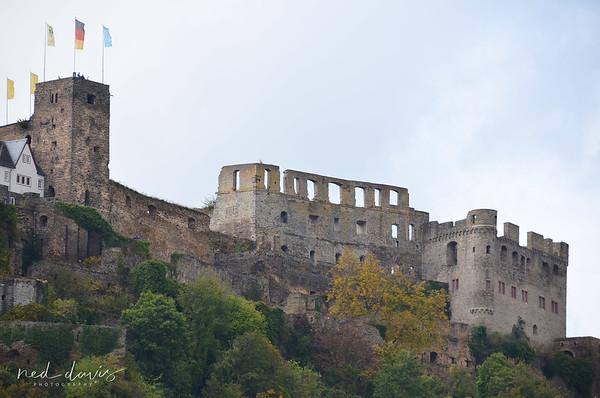 Rheinfels Castle (Sankt Goar) - 1245