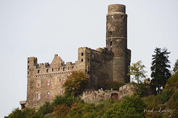 Maus Castle (Wellmich) - 1356 -1386