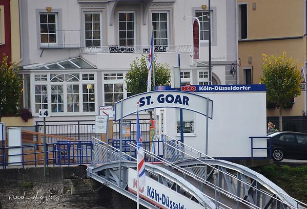 St. Goar, Germany