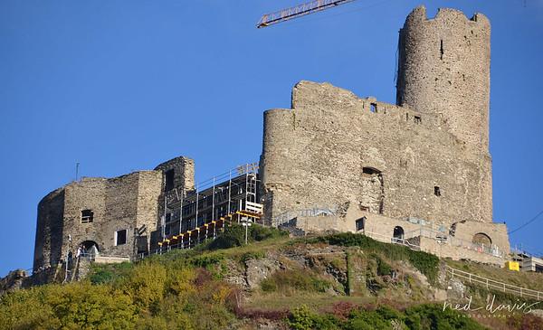 Burg Landshut – Bernkastel-Kues, Germany
