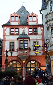Rathaus – Markt 30, Bernkastel-Kues, Germany,