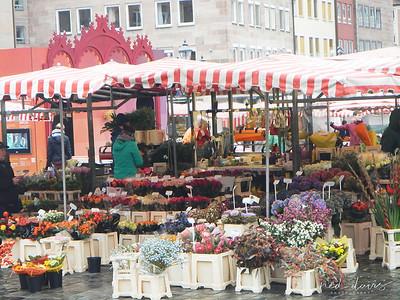 Main Market Nuremburg