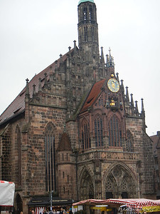 """Frauenkirche (""""Church of Our Lady"""") 1352-1362"""